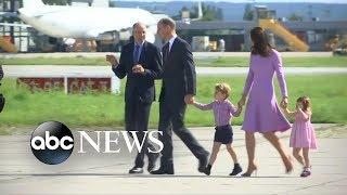 Princess Kate gives birth to boy - ABCNEWS