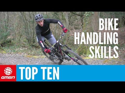 Top 10 Essential MTB Skills – Ten Mountain Bike Handling Tips