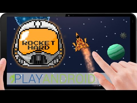 ROCKETHARD ᴴᴰ ►Space!… filled with rocks◄ RocketHard Review ⁞Test⁞ ⁞Gameplay⁞
