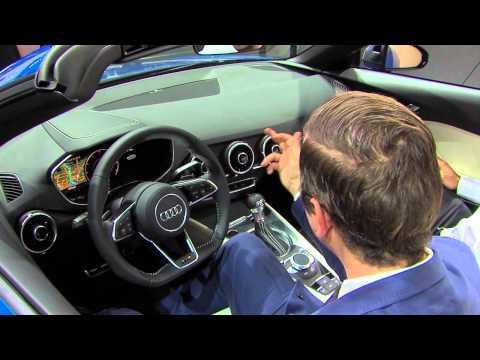 Autoperiskop.cz  – Výjimečný pohled na auta - Audi – Autosalon Paříž 2014