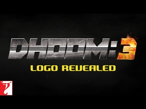 DHOOM:3 - Logo Revealed