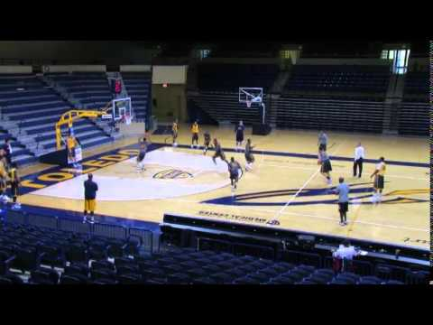 """Improve Team Passing with """"Perfect Passing!"""" - Basketball 2015 #45"""