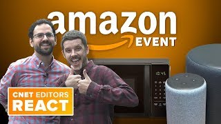 Amazon Echo event: CNET editors react - CNETTV