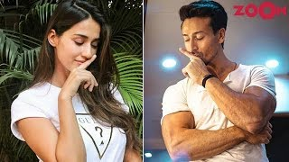Tiger Shroff & Disha Patani trick fans with engagement posts | Bollywood News - ZOOMDEKHO