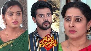 Naalugu Sthambalata Serial Promo - 10th October 2019 - Naalugu Sthambalata Telugu Serial - MALLEMALATV