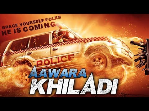 Awaara Khiladi Returns (2018) Latest South Indian Full Hindi Dubbed Movie | 2018 Full Action Movie - صوت وصوره لايف
