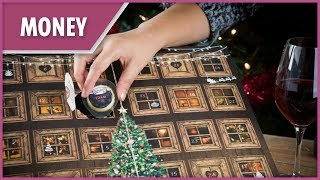 Unboxing the CHEESE advent calendar - and it's only £8 - THESUNNEWSPAPER