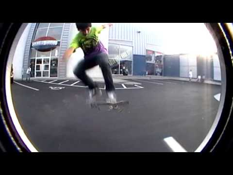 Ghetto Bird aka Hardflip Revert