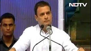 हम BJP को संविधान बर्बाद करने की इजाजत नहीं देंगे : राहुल गांधी - NDTVINDIA