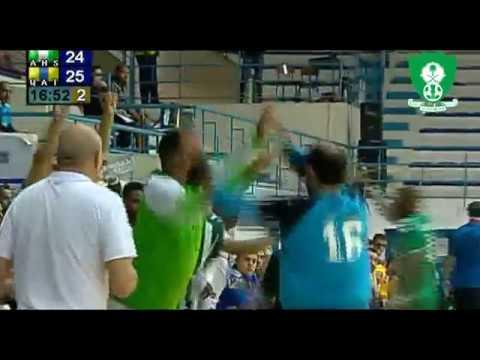 ملخص مباراة الاهلي السعودي 34 _ 30 قطر القطري _ البطولة العربية لكرة اليد 2018 - عرب توداي