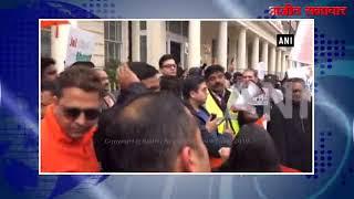 video : ब्रिटेन में भी पुलवामा हमले को लेकर पाकिस्तान के खिलाफ प्रदर्शन