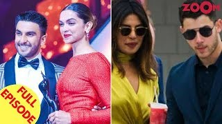 Ranveer, Deepika To Get Married On November 10 | Priyanka To Bring Nick Jonas To India & More - ZOOMDEKHO