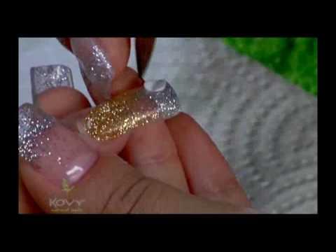 Video uñas decoradas Elegant  Tradition