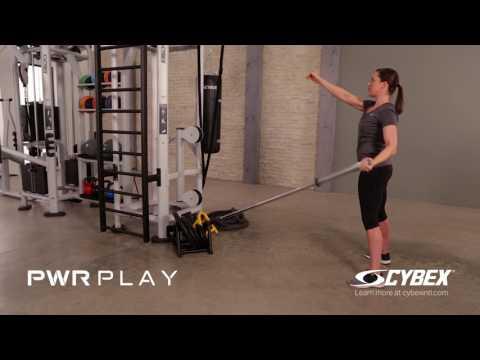 Cybex PWR PLAY - Alternating Single Arm Fly