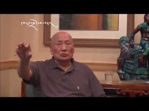 (Tibetan public talk mtkdusa2011) Interview with Chating Tenzin Tsutrem Part 13