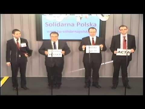 Nietypowa konferencja Solidarnej Polski
