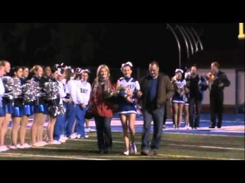 senior recognition cheer 2011