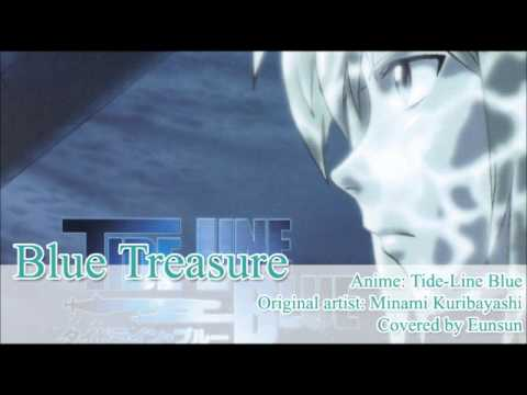 Tide-line Blue - Blue Treasure