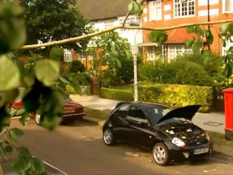 Ford Ka evil twin advert very funny