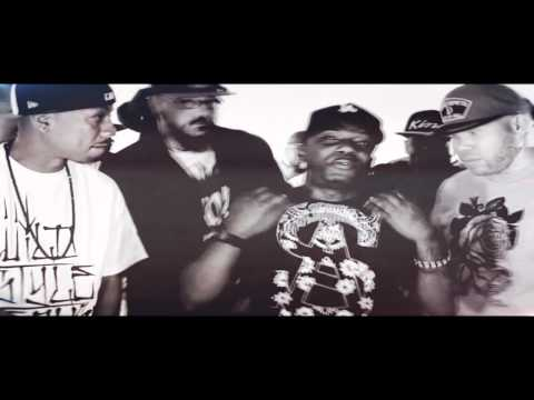 Snowgoons ft Planet Asia, Krondon, Banish, Ras Kass, Aims - What That West Like (VIDEO)