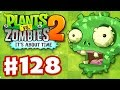 Plants vs. Zombies 2: It's About Time - Gameplay Walkthrough Part 128 - Senor Piñata (iOS)