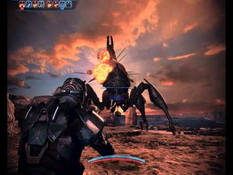Mass Effect 3 Rannoch Reaper