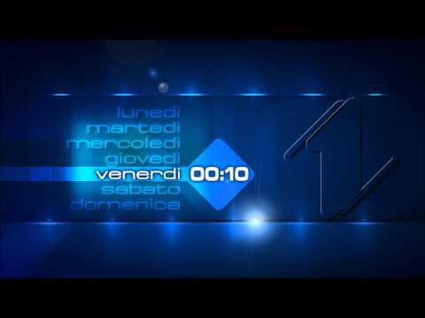 PROTOTIPI Nuovi Bumpers Italia 1 MEDIASET (Full HD) - prima versione