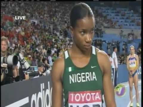 World Championships 2011 4x400M Relay Women's Final