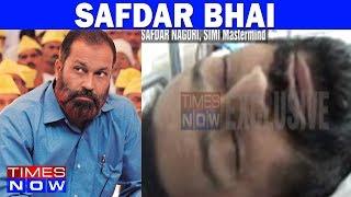 SIMI Mastermind Safdar Nagori Talks About Safdar Bhai| EXCLUSIVE - TIMESNOWONLINE