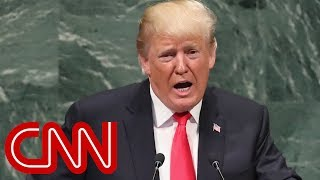 Trump slams Iran, China at United Nations - CNN
