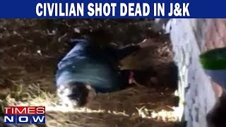 Civilian abducted and shot dead by terrorists in Pulwama - TIMESNOWONLINE