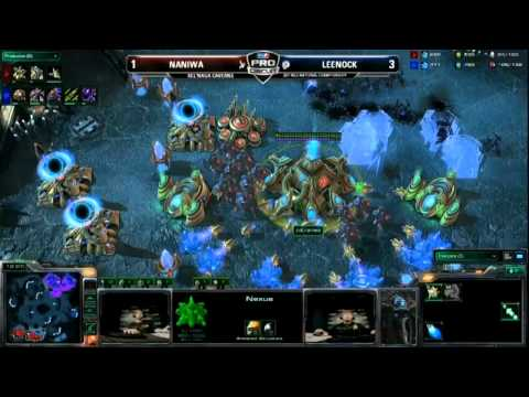 Naniwa vs Leenock Game 5 - MLG Providence 2011
