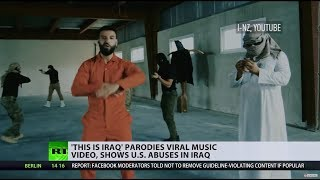 'This is Iraq': Rapper decries US legacy in Iraq in bitter parody of Childish Gambino - RUSSIATODAY