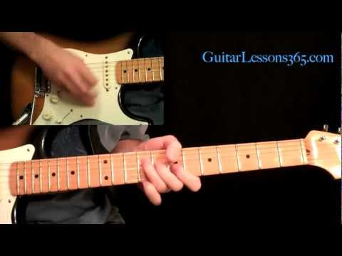 Jimi Hendrix - All Along The Watchtower Close-Up Guitar Performance by Carl Brown