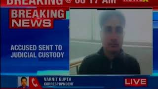 1 accused in Kasganj violence surrended in court; sent to judicial custody - NEWSXLIVE