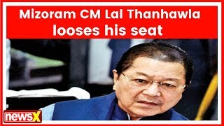 Mizoram Assembly Elections Results 2018: Five-time CM Lal Thanhwala loses Serchhip - NEWSXLIVE
