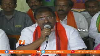 BJP MLC Somu Veerraju Satirical Comments On Chandrababu Naidu And Balakrishna | iNews - INEWS