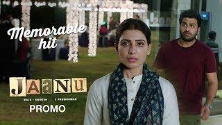 Jaanu Promo 6 - Memorable Hit - Sharwanand, Samantha | Premkumar | Dil Raju - DILRAJU