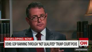 Trump's court picks worry some Democrats - CNN