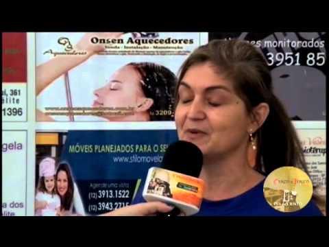Cerco de Jericó 2015 - Entrevista/Testemunho - Bernardete (Pastoral da Acolhida)