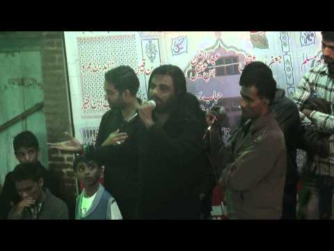 IMRAN MEHDI RECITING LIVE NAUHA AT JUNNAR,2013.. PART 2