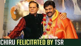 Chiranjeevi Felicitated By T. Subbarami Reddy   #Khaidino150   Boss Is Back   TFPC - TFPC