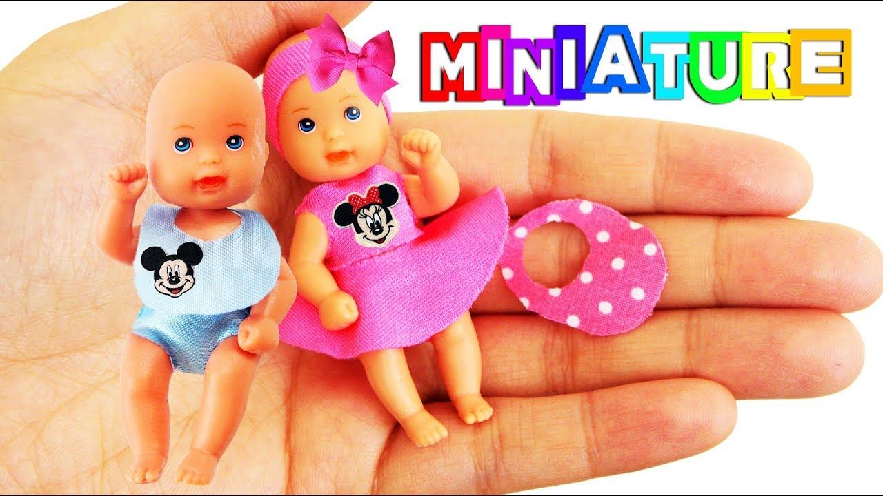 How To Make A Doll For Kids