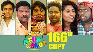 Fun Bucket | 166th Episode | Funny Videos | Telugu Comedy Web Series | By Sai Teja   TeluguOne - TELUGUONE