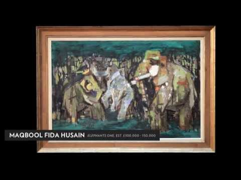 Modern and Contemporary South Asian Art: Maqbool Fida Husain