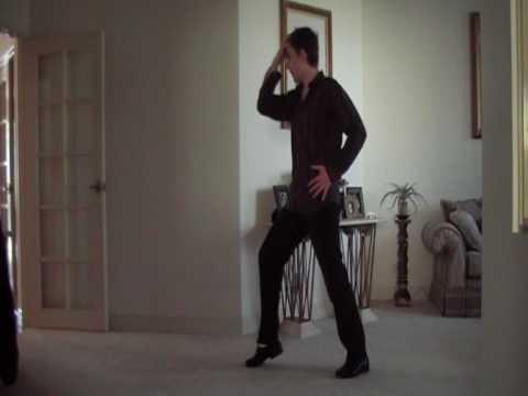 スムーズクリミナルの踊り方 Smooth Criminal Move