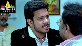 Bet Movie Bharth Emotional Scene at Hospital || Bharath, Priyamani - SRIBALAJIMOVIES