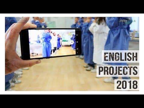English Projects 2018