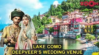 Deepika & Ranveer's Wedding: All you need to know about Wedding Venue Lake Como - ZOOMDEKHO