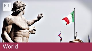 Multiple root problems lie behind Italy's economic woes - FINANCIALTIMESVIDEOS